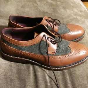Ted Baker Brogue Wingtips